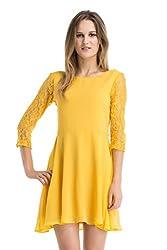 Kazo Women's Shift Dress (108036SPYLWXS)