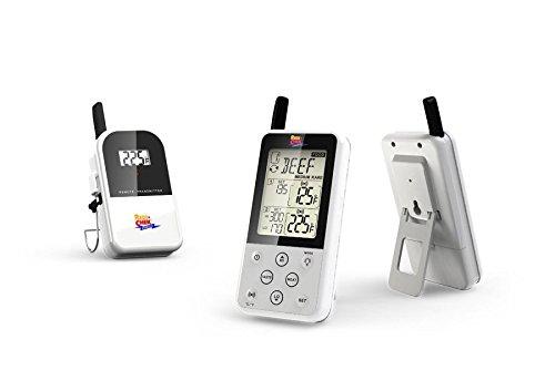 Maverick Et-733 Barbecue Set Termometro A Telecomando , Ce, Colore : Bianco