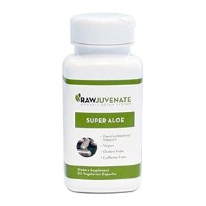 Raw Green Organics Rawjuvenate Aloe Supplement, 0.25 Pound