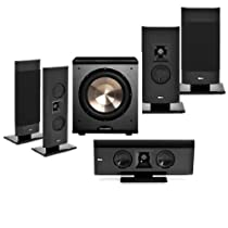 Klipsch Gallery G-16 5.1 Home Theater Bundle-free BIC Acoustech Pl-200