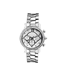 Aspen Power Bold Analog White Dial Womens Watch - AP1626