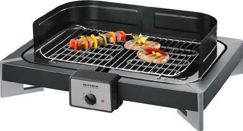 Severin Elektrogrill Günstig : Elektrogrills günstig u severin pg barbecue grill