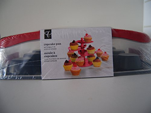 cupcake-set-carrier-with-non-stick-cupcake-pan-12-and-built-in-3-tier-stand