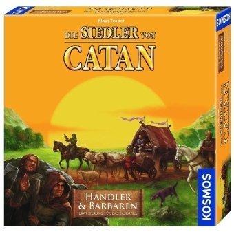 Die Siedler von Catan, Händler & Barbaren Erweiterung (Spiel-Zubehör)