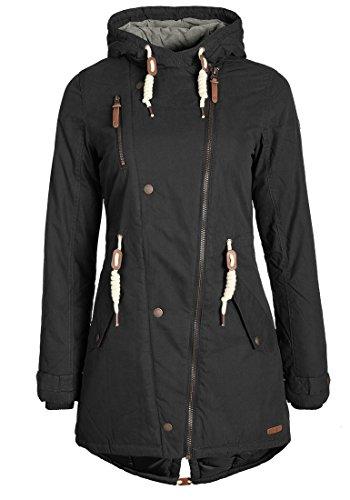 DESIRES Lew - Giacca invernale da Donna, taglia:S;colore:Black (9000)