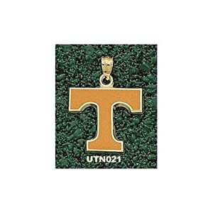 University of Tennessee Power T 5 8 - 14K Gold by Logo Art