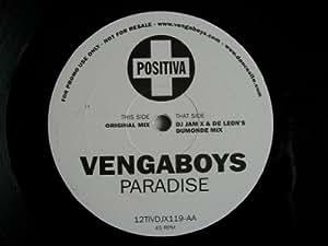 VENGABOYS / PARADISE