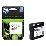 Hewlett-Packard (HP) Original 933XL Magenta Officejet Ink Cartridge (CN055AE)