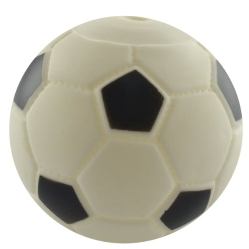Small Toy Balls : Dogloveit pet puppy cat dog toys small soccer ball rubber