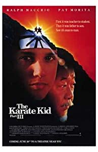 The Karate Kid: Part 3 Poster Print (27.94 x 43.18 cm)