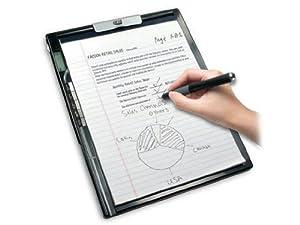 Cyberpad 8 5X11 USB Black Digital Notepad Pen Win Xp 2K