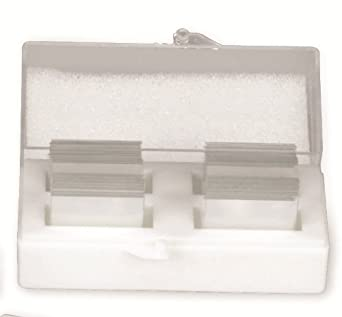 Heathrow Scientific Glass Premium Microscope Square Cover (Pack of 2000)