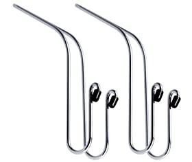 MAXSA Innovations 20057 Mini Hanger Multi-Purpose Hook for Car