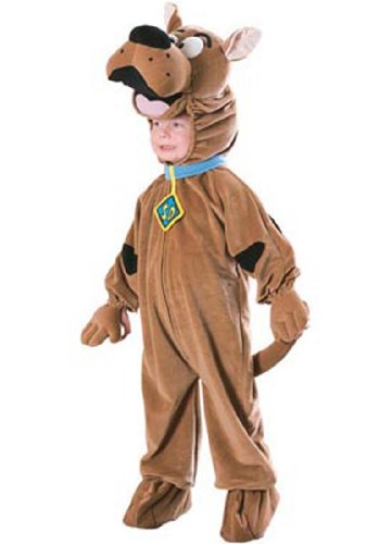 Child Deluxe Scooby-doo™ Costume
