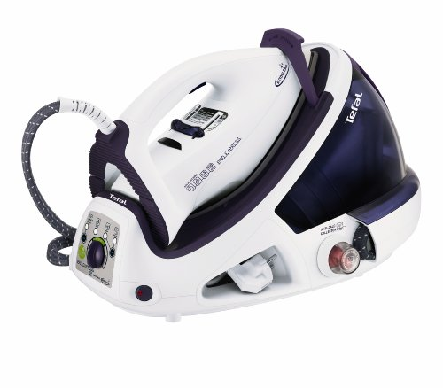 Tefal Pro Express Plus GV8430G0 5.5 Bar Steam Generator, Anti-Calc, 1.8 Litre Water Tank