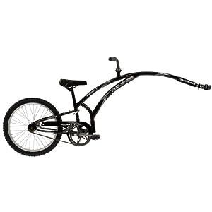 Adams Trail-A-Bike Original Folder, Black