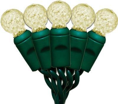 Brilliant Brand Lighting Seasonal Decoration Warm White Brilliant Brandled G12 Raspberry 70 String Light Set (Green Wire) front-1058427