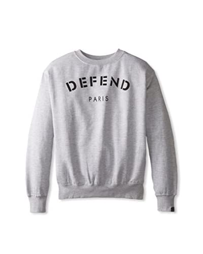 DEFEND Paris Men's Logo Sweatshirt