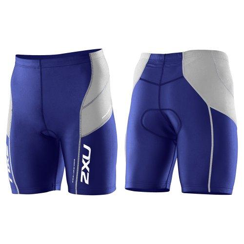 Buy Low Price 2XU 2011 Men's Endurance Aero Triathlon Shorts – MT1777b (MT1777B)