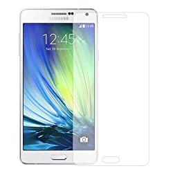 SAVVY Samsung Galaxy A7 9H Hardness Toughened Tempered Glass Screen Guard Protector
