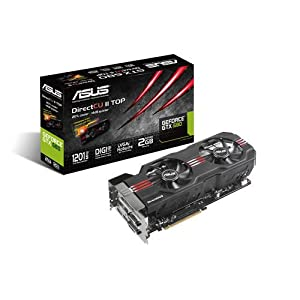 ASUS GeForce GTX 680 2048MB DDR5 PCI-E 256bit DVI-