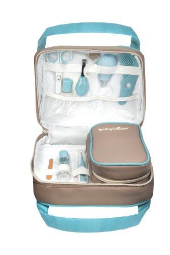 Babymoov A032001 - Beauty-case per neonati, con accessori per la cura