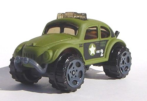 MATCHBOX GREEN VOLKSWAGEN BEETLE 4X4 DIE-CAST, #64 IN THE COLLECTORS SERIES - 1