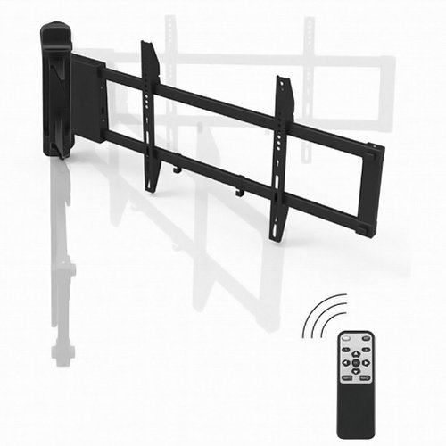 Cheap LCD TV Review RICOO motorized TV Wall Bracket SE2544 electric