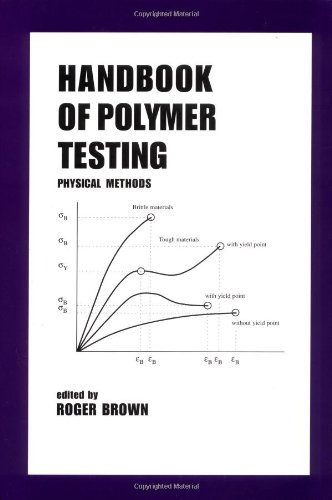 Handbook of polymer testing - physical methods