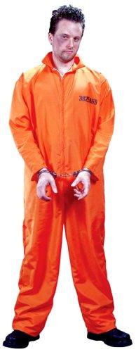 Men's Prisoner Costume