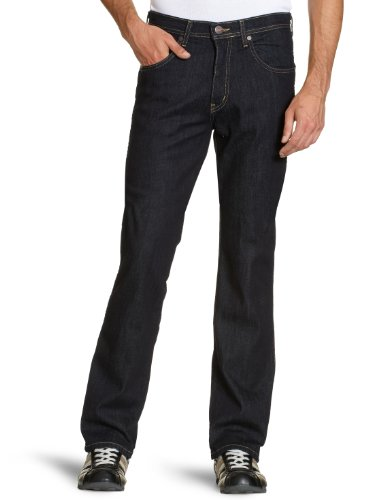 Wrangler W12Oc7023/Arizona Men's High Waist Jeans Rinsewash(023) 33W x 36L