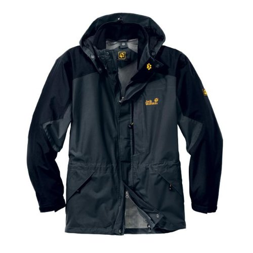 Jack Wolfskin BLACK RANGE MEN shadow black