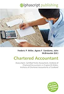 Chartered Accountant Accountant Certified Public