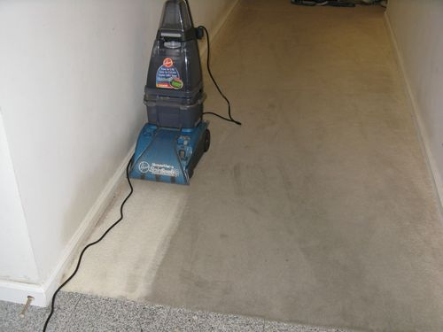 how to clean hoover steamvac widepath