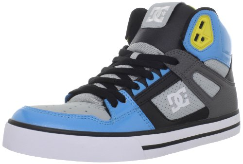 DC Shoes Men's Spartan Hi Wc Arm/Turquoise Trainer D0302523 13 UK