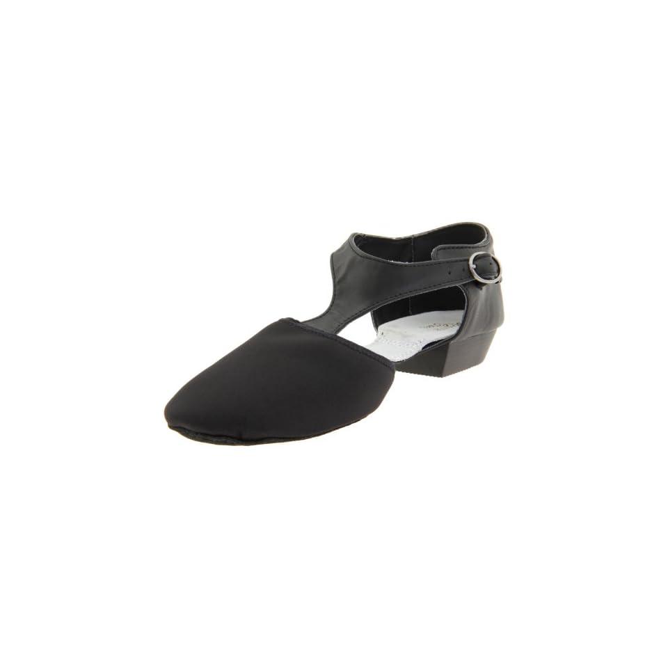 Dance Class Womens TS101 T-Strap Jazz Shoe TS101-W