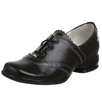 Amazon.com: John Fluevog Women's Erika Oxford,Red/Grey,7 M US: Shoes