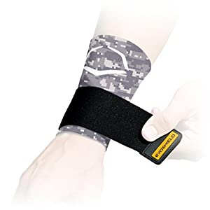 EvoShield A160 Wrist with Strap, Digital Camo, Small by EvoShield