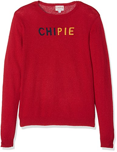 Chipie Chef, Felpa Bambina, Rouge (Rouge B), 10 Anni