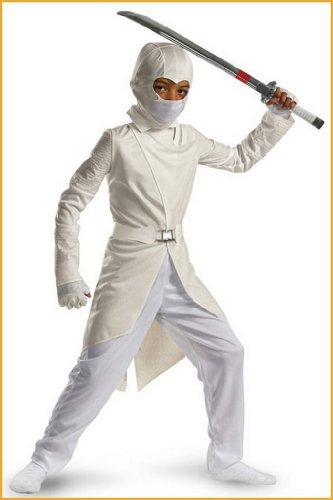 GI Joe Storm Shadow Deluxe Kids Costume
