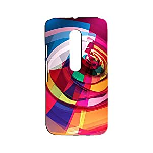 IMPEX Designer Printed Back Case / Back Cover for Motorola Moto X-Play (Multicolour)