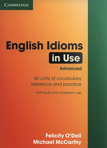 English Idioms in Use (Advanced)