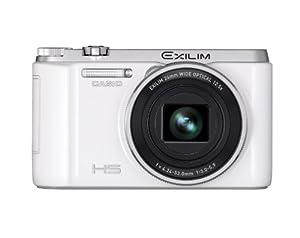 Casio EX-ZR1000 Appareil Photo Numérique 16,1 Mpix Blanc