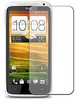 6 x Films de protection d'écran pour HTC One X (Endeavor / Edge) - Résistant aux éraflures / Display Protective Film