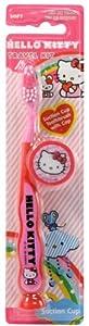 Dr. Fresh Toothbrush Travel Kit - Hello Kitty (Pink)