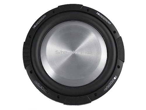 """Soundstream Stealth-13 13"""" Stealth Series Shallow Mount Subwoofer"""