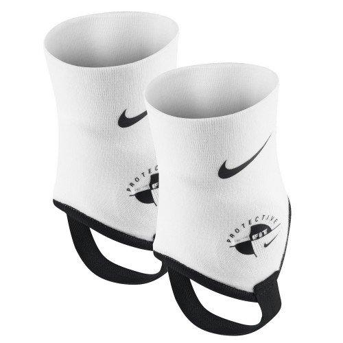 Nike Osfa - 2 Cavigliere, Colore Bianco/Nero