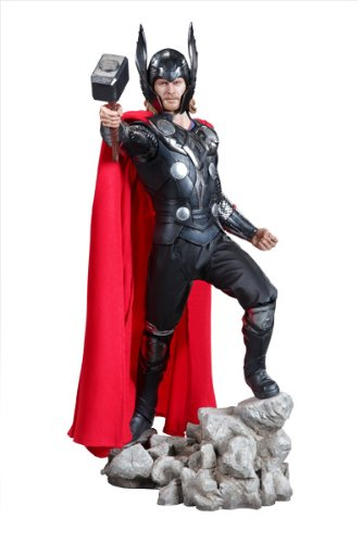 Buy Low Price Sideshow Thor Premium Format Figure – Sideshow Exclusive Version (B004ZM92XK)
