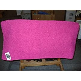 Mayatex Mayatex Pink Show Saddle Blanket Pad Tack Horse 36 X 34