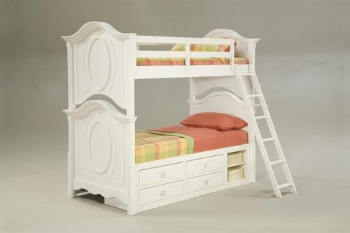Cheap 485 Enchantment Twin Bunk Bed Bedroom Set by Legacy Classic Kids (B002MRJGXG)